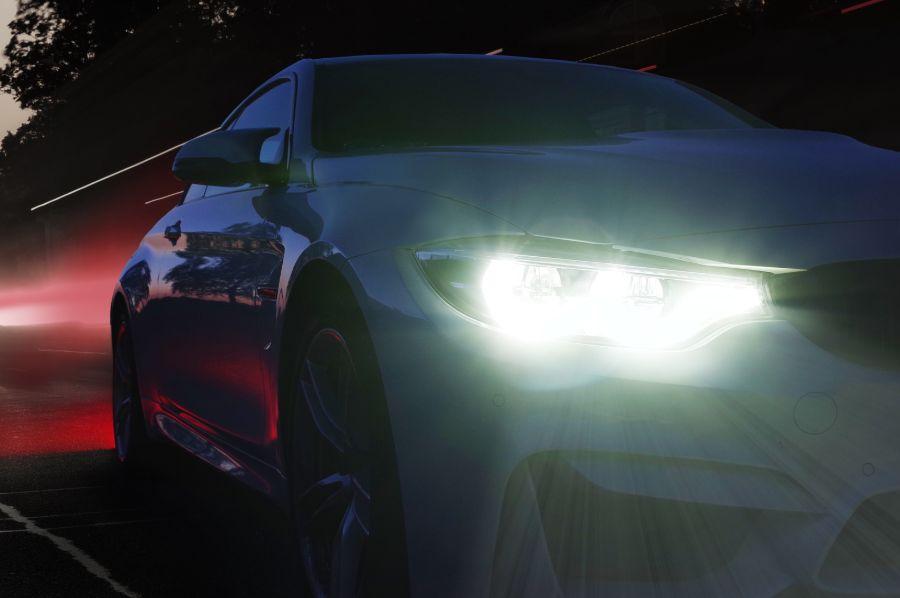 Lampade a led per auto